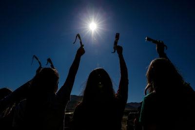 Se registra un temblor de magnitud 4,2 en Coquimbo a horas del eclipse solar