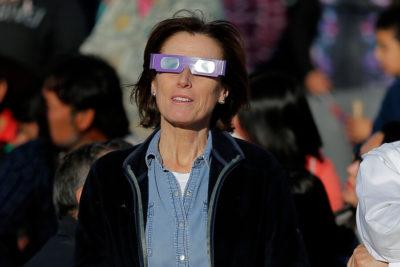 Ministra Cubillos y ausencia en el Senado: agenda por el eclipse estaba confirmada