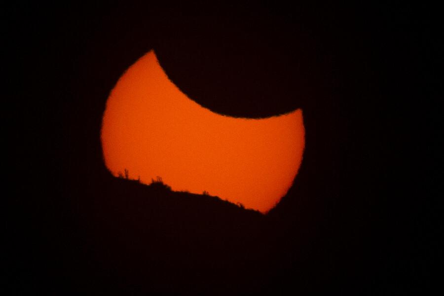 Balance del eclipse solar: 300 mil personas llegaron a la Región de Coquimbo
