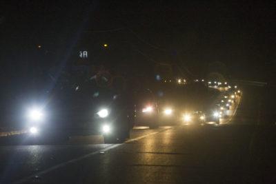 """Ministro Moreno reacciona al kilométrico taco en la Ruta 5 Norte tras eclipse: """"En términos generales, funcionó todo muy bien"""""""