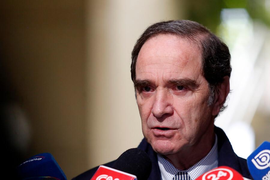 """Larraín por muerte de juez Albornoz: """"Esperamos que nos haga a todos reflexionar"""""""