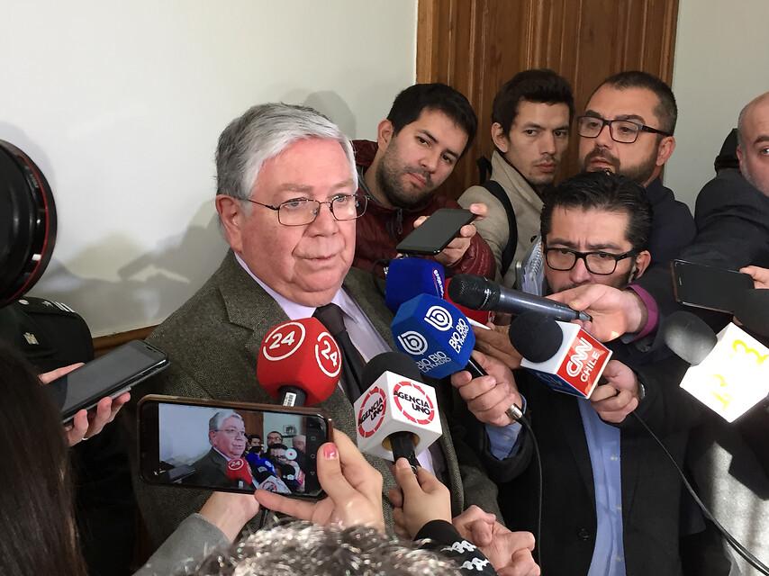 """Corte Suprema tras muerte de Albornoz: """"No es el mejor momento para hacer especulaciones"""""""