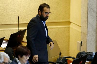 Cámara Baja anunció acción legal contra quien amenazó de muerte a Hugo Gutiérrez