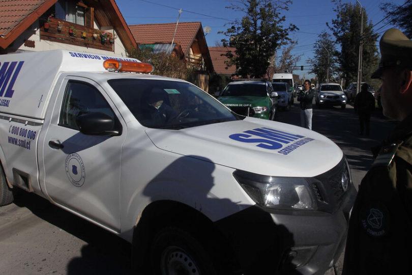 Preinforme del SML confirma suicidio del magistrado Marcelo Albornoz