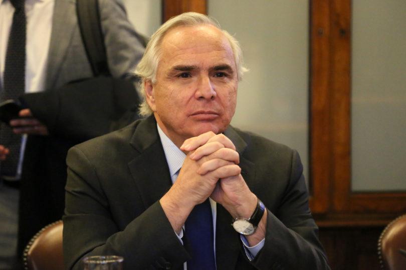 """Chadwick por Catrillanca: """"Cumplimos con condenar de inmediato el asesinato"""""""