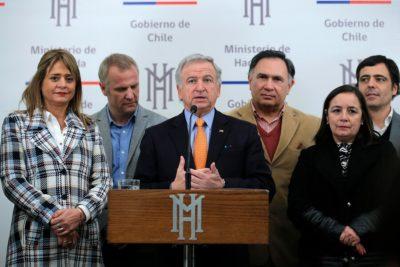 Gobierno condonará deudas tributarias a víctimas de violencia rural en La Araucanía