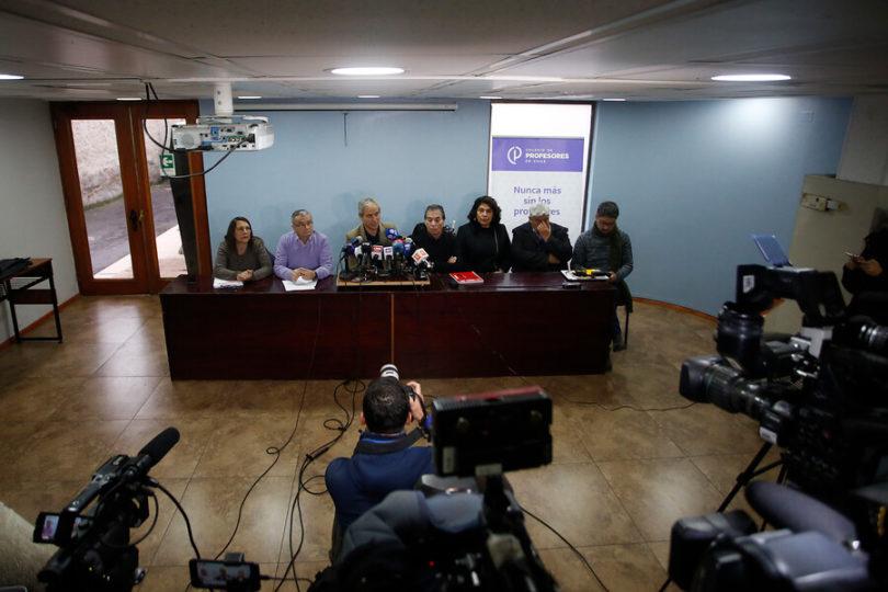 Paro docente: Educadoras diferenciales rechazan oferta del Mineduc y se distancian de Aguilar