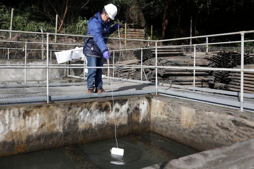 Essal recuperó planta productora y agua potable volverá el miércoles a Osorno