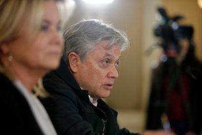 Gobierno pide sacar a Navarro de la presidencia de la Comisión de Derechos Humanos