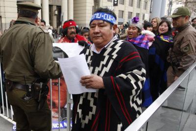 Familia de Camilo Catrillanca pide a Bachelet como observadora de proceso legal