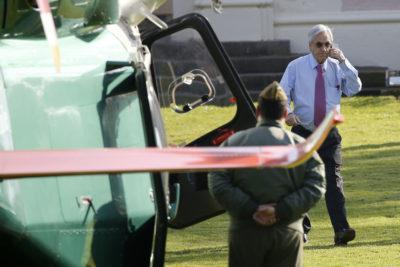 Piñera convoca al primer consejo de gabinete tras el ajuste ministerial