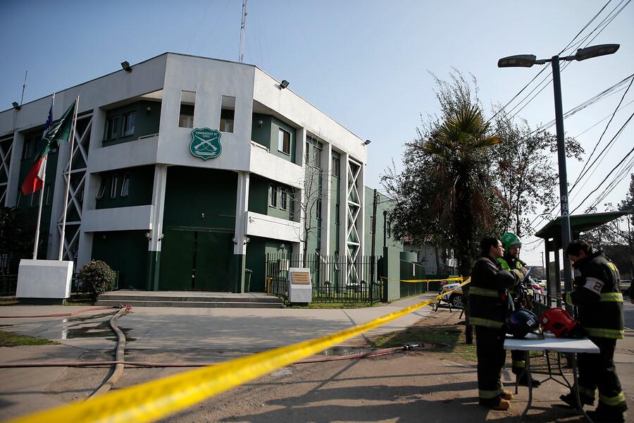 Piñera visitará a carabineros heridos tras explosión en comisaría de Huechuraba