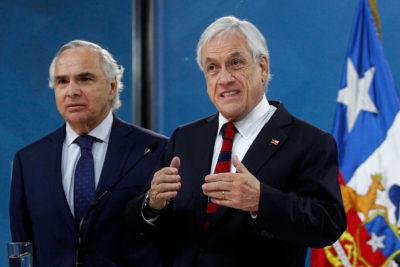 """Piñera y atentado: """"Chile necesita que se apruebe la nueva ley Antiterrorista"""""""