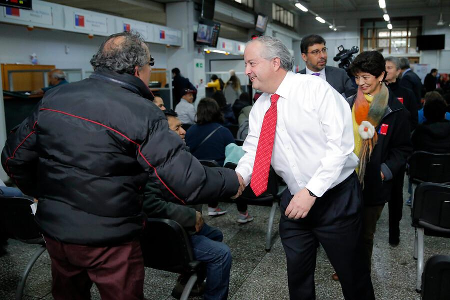 """Monckeberg: """"INE confirma que Chile está creando cada vez más empleos formales"""""""