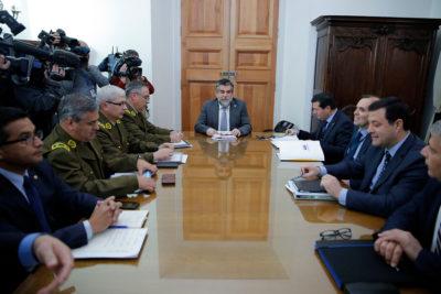Gobierno anuncia creación de protocolo en caso de atentados explosivos