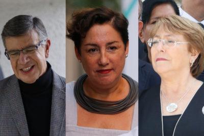 Cadem: Joaquín Lavín, Beatriz Sánchez y Michelle Bachelet lideran la carrera presidencial
