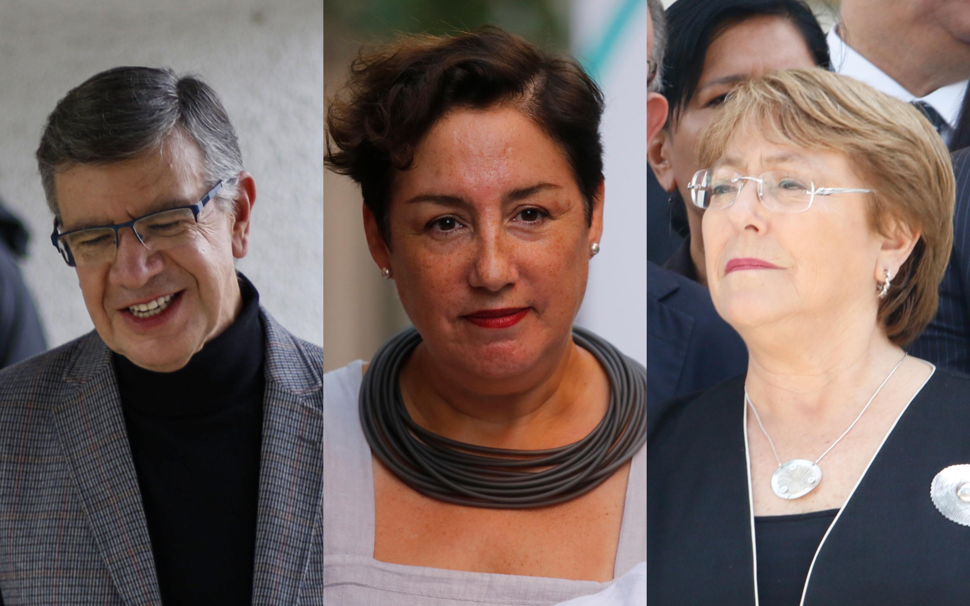 Cadem: Lavín, Sánchez y Bachelet lideran la presidencial