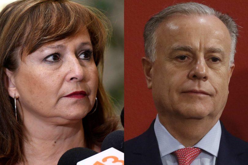 Santelices y diputada Hernando se enfrentan por software millonario del Minsal que no fue utilizado