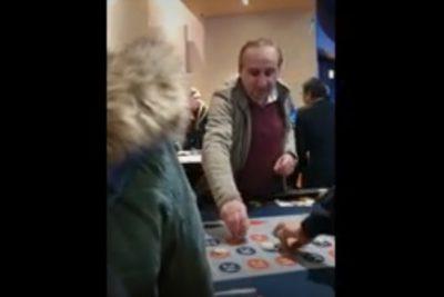 Jefe de Finanzas de Bienes Nacionales fue sorprendido apostando en el casino