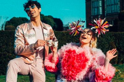FOTO |Sophie Turner y Joe Jonas dan a conocer la primera imagen oficial de su matrimonio