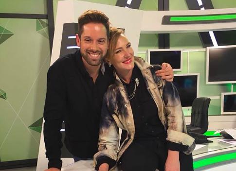 """Panelista de Intrusos dispara contra meteorólogo de CHV por broma sobre Catalina Pulido: """"Me parece una vergüenza"""""""