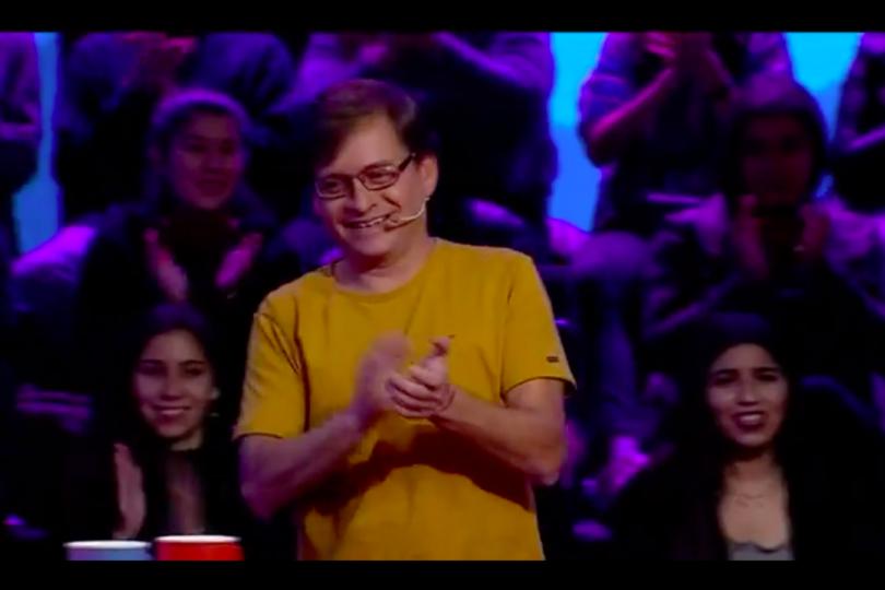 VIDEO |Mucha emoción tras su triunfo: el divertido fail que protagonizó participante de Pasapalabra