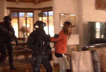 PDI dio detalles de detención de prófuga de secta de Colliguay