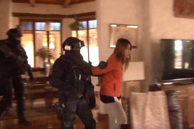 VIDEO | Era parte de un culto: PDI dio detalles de detención de prófuga de secta de Colliguay