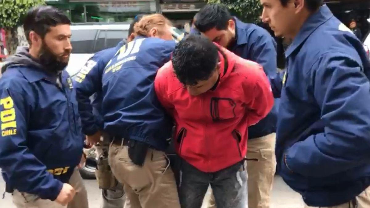 """""""Fiscalía y PDI detienen a sospechoso de desaparición de dos jóvenes en Copiapó"""""""