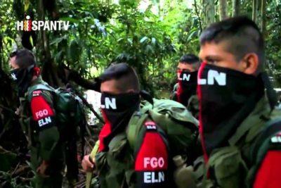 FOTO | Ejército de Liberación Nacional ataca con granadas sede de Fiscalía en la frontera con Venezuela