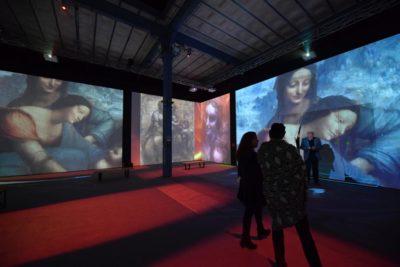 """""""Da Vinci Experience"""": la muestra que recorre la vida y obra del genio italiano"""