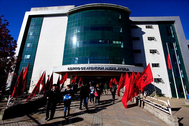Anuncian querella por muerte de niño durante paro de Fenats en Concepción