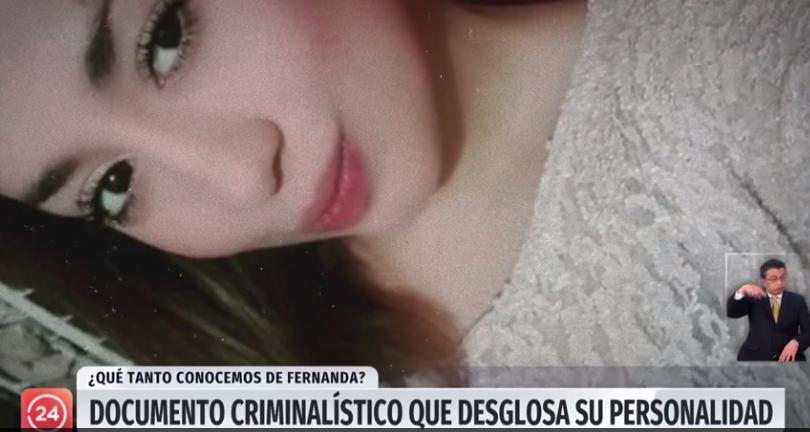 CNTV formulará cargos contra TVN por nota sobre perfil psicológico de Fernanda Maciel