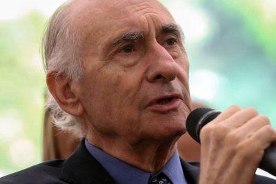 A los 81 años falleció el ex presidente argentino Fernando de la Rúa