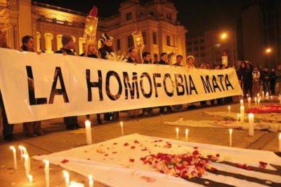 """Le """"avergonzaba"""" que fuese gay: hombre apuñala a su hijo de 18 años en Quilpué"""
