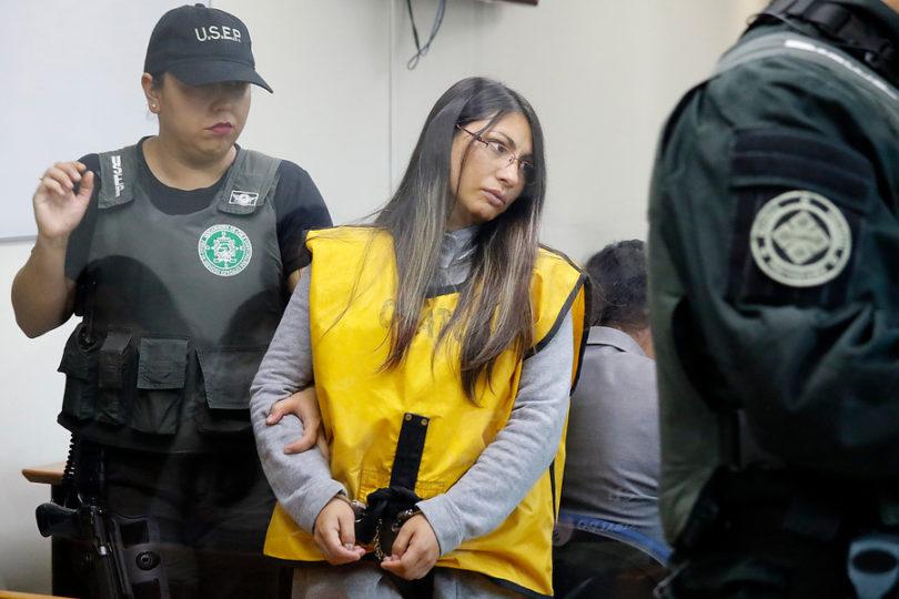 """Johanna Hernández fue trasladada a cárcel de San Joaquín y comparte pieza con """"La Quintrala"""""""