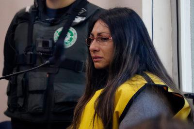 Johanna Hernández pidió traslado a cárcel de Santiago: acusó ser víctima de agresiones