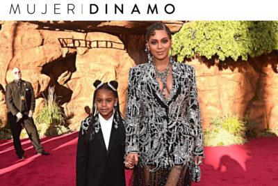 Beyoncé 'cierra' Hollywood en espectacular premiere de El Rey León