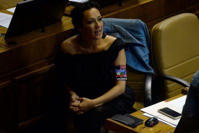Diputada Santibáñez fue sancionada por polémicos dichos sobre Jaime Guzmán