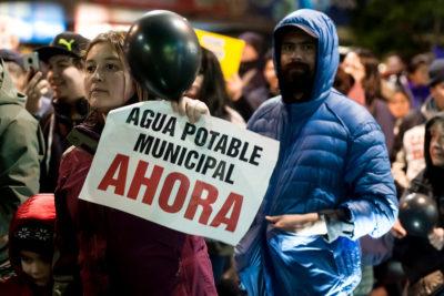 Corte de agua en Osorno: alcalde se fue con todo en contra de Essal y el Gobierno