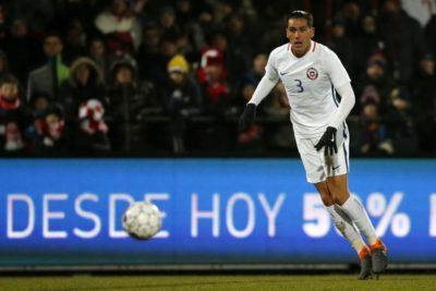 Enzo Roco podría regresar a México para ser compañero de Vargas en Tigres