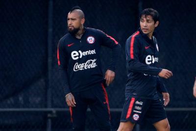 """Arturo Vidal: """"¿A quién no le gustaría ver a Matías Fernández en Colo Colo?"""""""
