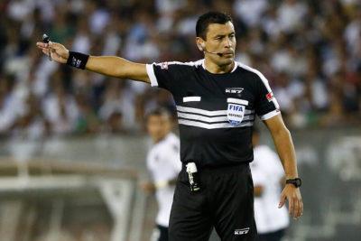 Roberto Tobar arbitrará la final de Copa América entre Brasil y Perú