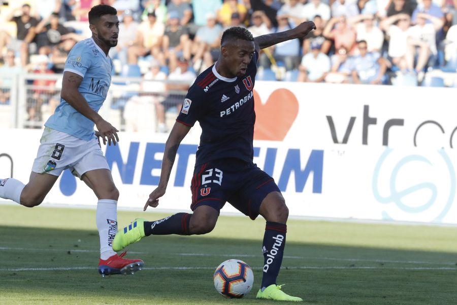 Gabriel Torres ficha en equipo ecuatoriano y la U libera un cupo de extranjero