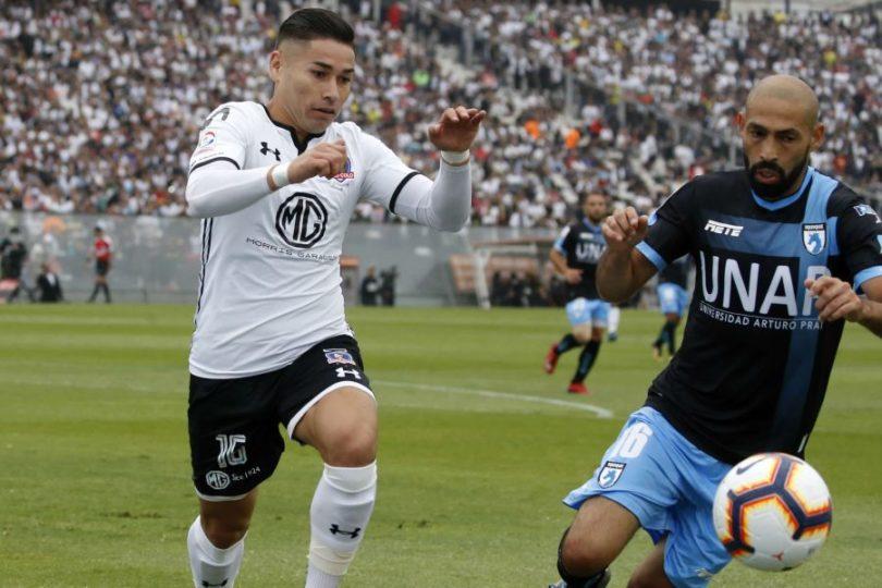Vicepresidente de Racing admitió que Óscar Opazo es opción para el club