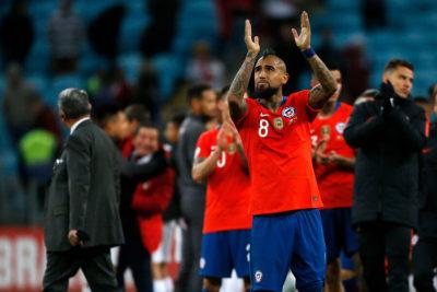 """Arturo Vidal en el día después de la caída ante Perú: """"Vamos a seguir luchando todos juntos"""""""