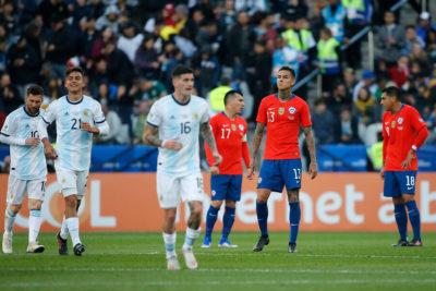 """""""Se sacó la mufa"""": prensa argentina celebra victoria ante Chile"""