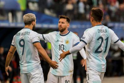 UEFA desmiente oferta para que Argentina juegue competencias europeas