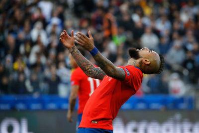 """Arturo Vidal: """"El espectáculo lo hacemos los jugadores y no el arbitraje"""""""