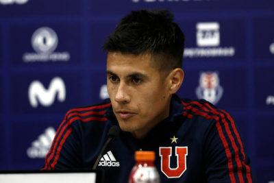 """Rafael Caroca: """"Johnny Herrera es el jugador más importante de la institución"""""""